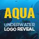 Underwater Logo Reveal | Aquaman Style