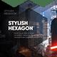 Slideshow - Stylish Hexagon