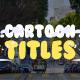 Cartoon Smoke Titles | After Effects