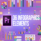 Infographics - 36 Elements (MOGRT)