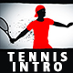 Energetic Tennis Intro
