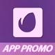 Simple Mobile App Promo