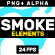 Smoke Elements // Motion Graphics