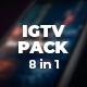 Instagram Slideshow Pack - IGTV, Post, Stories