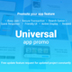Universal App Promo 60 fps