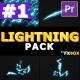 Flash FX Lightning Elements | Premiere Pro MOGRT