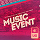 Summer Music Event
