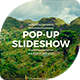 Pop-Up Slideshow