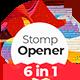 Claps Stomp Opener