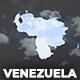 Venezuela Map - Bolivarian Republic of Venezuela Map Kit