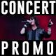 Concert Promo