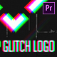 Dubstep Glitch Logo
