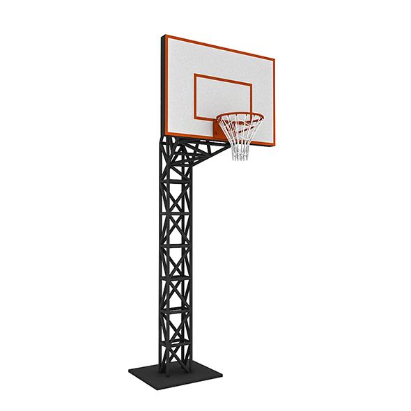 3D Basketball Hoop