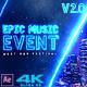 Epic Music Event 2.0