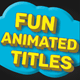 Fun Titles Pack