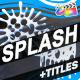 Cartoon Splash FX And Titles | FCPX