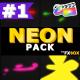 Neon Shape Elements | FCPX