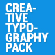 Creative Typography Pack