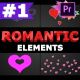 Romantic Elements | Premiere Pro MOGRT