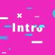 Minimal Color Intro