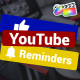 YouTube Reminders | FCPX