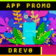 APP Promo/Youtube Intro/ Mobile Websites Promotion/ Iphone IOS Android/ Social Media/ Icons IGTV/ TV