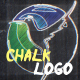 Chalk Drawing Logo