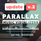 Parallax Music Visualizer