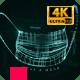 Medical Face Mask Intro 4K