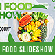 Fresh Food Slideshow