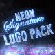 Neon Signature Reveal Pack