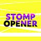 Motivational Stomp Opener