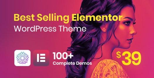 Phlox Pro - Thème WordPress polyvalent Elementor