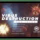Virus Destruction Logo Reveal