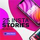 25 Instagram Stories Bundle