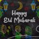 Ramadan Mubarak Doodle Greetings