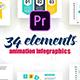 Infographics Vol.16 for Premiere Pro