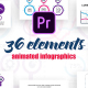 Technology Infographics №4 for Premiere Pro