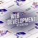 Web Development - Isometric Concept
