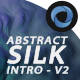 Abstract Silk Intro v2 l Silk Titles l Colorful Silk Titles