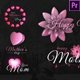 Mothers Day Sweet Titles-Premiere Pro