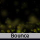 Bouncing particles
