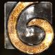 Glowing Particals Logo Reveal 35 : Golden Particals 11
