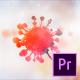 Corona Virus Logo Reveal – Premiere Pro
