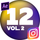 12 Instagram Stories Vol. 2