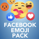 Facebook Emoji Pack