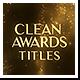 Golden Particles Award Titles