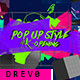 POP UP Style Opening/ Comics/ Brush/Action Promo/ Grunge/3D Forms/ Modern Titles/ Youtube Blog/ I TV