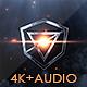 Fireball Logo Reveal