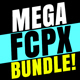 CINEPUNCH I Biggest FCPX Plugins & Effects Bundle for Video Creators
